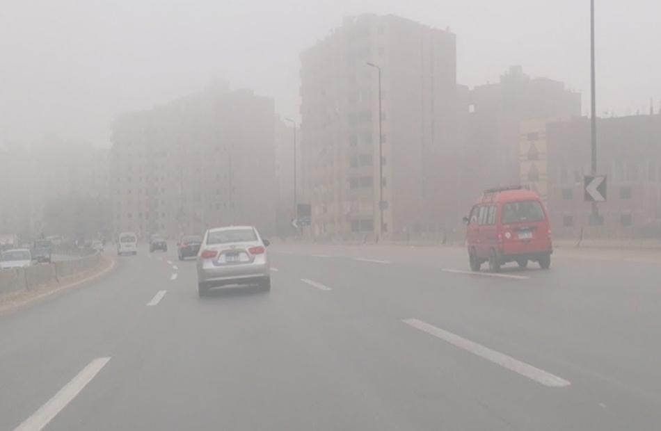 طقس سبتمبر شبورة على الطرق أمطار متفاوتة الشدة وتقدم  الأزوري