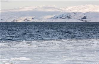 غرق سفينة صيد روسية في بحر بارنتس وفقدان 17 بحارا