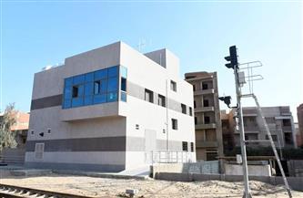 وزير النقل يعلن دخول برج أبو حماد الخدمة ضمن مشروع تطوير نظم الإشارات على خط سكة حديد بنها بورسعيد|صور
