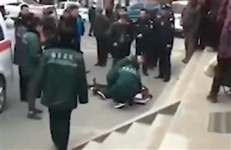"""منفذ عملية الطعن في الصين رجل """"مطلق ناقم على المجتمع"""""""