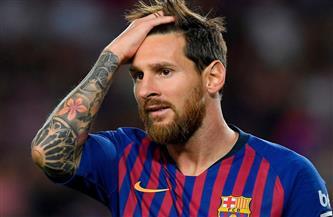 ميسي يسجل هدفه 650 ويقود برشلونة لتجاوز عقبة أتليتك بلباو