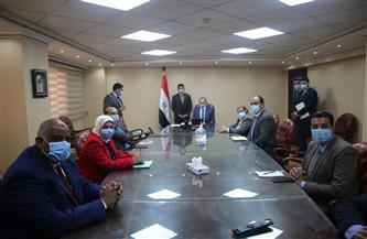 وزيرا الشباب والاتصالات يشهدان توقيع بروتوكول تعاون لتنفيذ مبادرة «مصر الرقمية» | صور