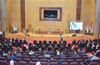 رئيس جامعة سوهاج يفتتح المنتدى العلمي الأول لضمان الجودة | صور