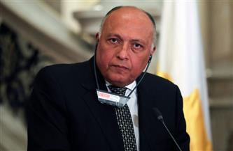 """سامح شكري يبحث مع وزير خارجية إسرائيل التحضير لـ""""اجتماع الرباعية"""""""