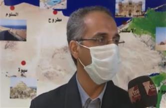 «الأرصاد»: فرص لسقوط أمطار خفيفة على الإسكندرية وحلايب وشلاتين| فيديو