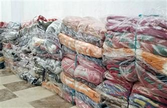 محافظة الشرقية توزع بطاطين على الأسر الأكثر احتياجا