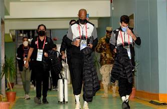 لاعبو الزمالك بالشارات السوداء أمام سموحة حدادًا على  المستشار «بكري»