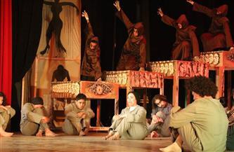 «لعبة هوجو» على مسرح مركز الجيزة الثقافي | صور