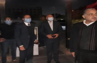 نائب محافظ القاهرة يتابع الإجراءات الاحترازية في حملة على مطاعم وكافيهات النزهة