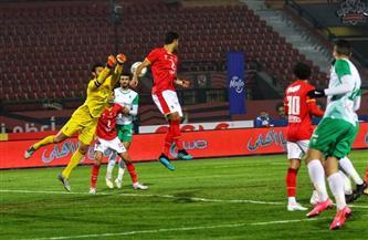 85 دقيقة.. «توفيق» يضيف الهدف الرابع للأهلي في شباك الاتحاد السكندري