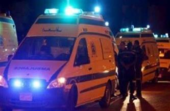 إصابة 9 أشخاص فى حادثتين بأسوان