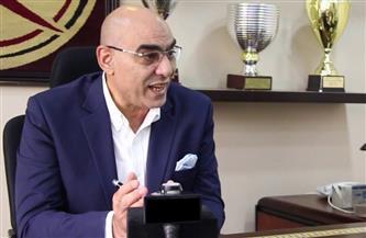 هشام نصر يغادر الفقاعة الطبية بمونديال اليد