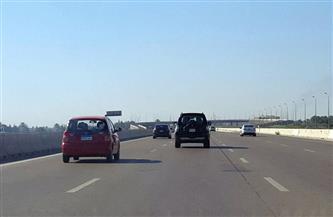 """إعادة فتح طريق """"الإسكندرية الصحراوي"""" بعد تلاشى الشبورة"""