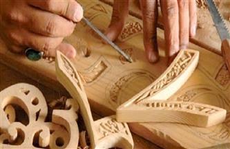 مسعد عمران: مدينة الذهب والحلى تدعم الحرف اليدوية