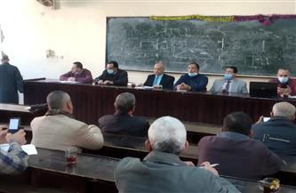 الانتهاء من تدريب المهندسين الزراعيين في 22 محافظة على المكافحة الآمنة لحشائش الزمير في القمح | صور
