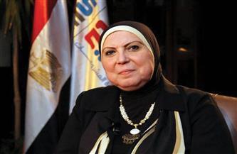 نيفين جامع: إطلاق مبادرة لوضع علامات تجارية مميزة للصناعات الصغيرة التي تشتهر بها مصر