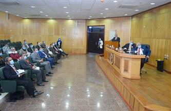 منتدى ضمان الجودة بجامعة سوهاج يوصي بإنشاء وحدة للاستثمار ودعم تنفيذ المشروعات التطبيقية| صور