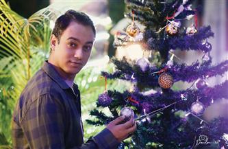 حسن عبدالله يحتفل برأس السنة مع جمهوره بفوتوسيشن جديد| صور