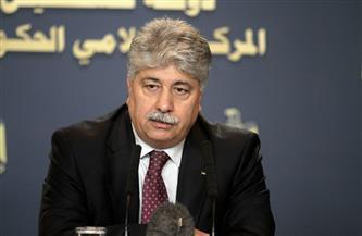 """عضو """"التحرير الفلسطينية"""" يبحث مع السفير المصري لدى فلسطين المستجدات السياسية"""