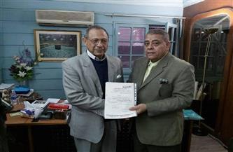 تعيين أشرف عبدالعزيز مساعدًا لرئيس الحركة الوطنية وعضوا بالمكتب السياسي