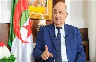 الرئيس الجزائري: البعد عن الوطن «صعب».. ونتمنى أن يكون عام 2021 أفضل