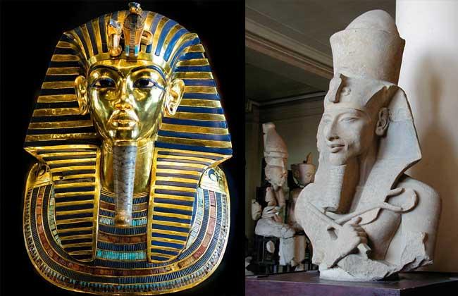 نجل إخناتون .. قصة أثريين مصريين مع توت عنخ آمون بوادي الملوك| فيديو وصور - بوابة الأهرام