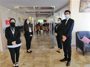 جامعة مطروح: تنظيم دورات تدريبية لرفع كفاءة العاملين بالمنتجعات السياحية