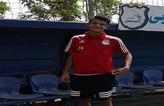 إصابة أحمد يوسف لاعب إنبي بقطع في الرباط الصليبي