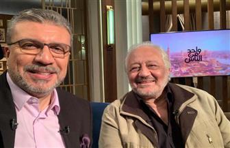 غدا.. خالد زكي يرد على شائعات مرضه في برنامج «واحد من الناس» على الحياة|صور