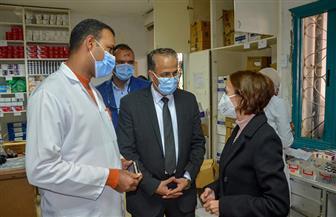 نائب محافظ الإسكندرية تجري زيارة مفاجئة لمستشفى العامرية العام | صور
