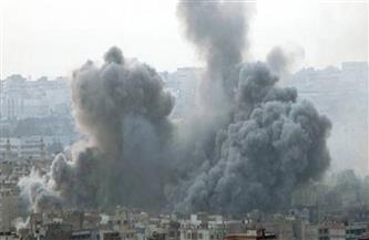 مقتل جندي سوري وإصابة خمسة آخرين في قصف إسرائيلي قرب دمشق