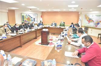محافظ أسيوط يترأس اجتماع مجلس أمناء جهاز مدينة أسيوط الجديدة لاستعراض المشكلات | صور