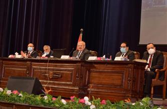 جامعة القاهرة تتأهب لمواجهة كورونا وتًخصص دورا لعزل المصابين و5 ملايين لمستشفى الطلبة|صور