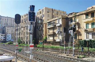 وزير النقل: دخول برج إشارات سيدي جابر ضمن مشروع تطوير النظم بخط (القاهرة / الإسكندرية) | صور