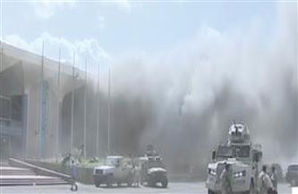 ارتفاع ضحايا انفجارات مطار عدن لـ 10 قتلى