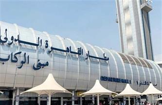 استقبال خاص بمطار القاهرة لراكبة أمريكية مريضة بالسرطان لرغبتها في تحقيق حلمها بزيارة الأهرامات