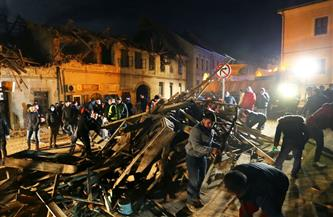 مصر تُعرب عن خالص تعازيها في ضحايا الزلزال الذي ضرب كرواتيا