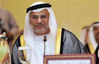قرقاش: هجوم مطار عدن استهداف لاتفاق الرياض
