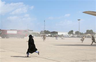ارتفاع ضحايا استهداف مطار عدن لـ 22 قتيلًا