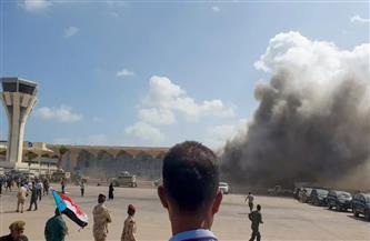ارتفاع حصيلة القتلى في انفجارات مطار عدن إلى 26