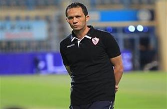 عبدالحليم علي: هدفنا الفوز على الطلائع.. وحازم إمام يعود غدا