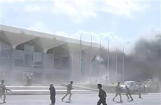 الخارجية الكويتية تدين بشدة استهداف مطار عدن في اليمن