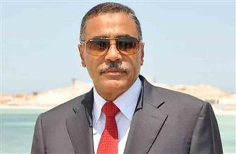 محافظ مطروح يتفقد مشروعات مبادرة حياة كريمة بقرية سيدي شبيب