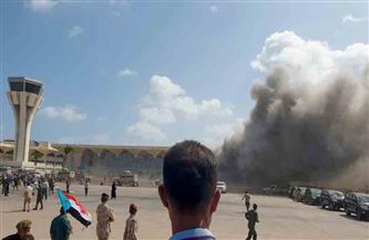 الناطق باسم الجيش اليمني يتهم الحوثيين باستهداف مطار عدن الدولي