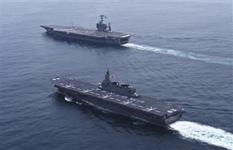 سفينتان حربيتان أمريكيتان تعبران مضيق تايوان في ثاني مهمة من نوعها خلال شهر