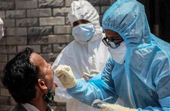 عدد الإصابات اليومية بكورونا في الهند يصل إلى مستوى قياسي جديد