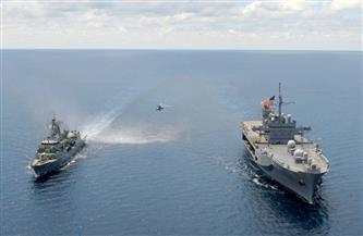 الصين تعارض إبحار سفينتين حربيتين أمريكيتين عبر مضيق تايوان
