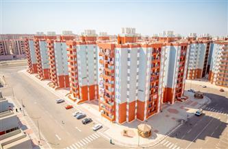 أكثر من 7 آلاف وحدة سكنية في مشروع الأسمرات 3 بمحافظة القاهرة .. تعرف على التفاصيل