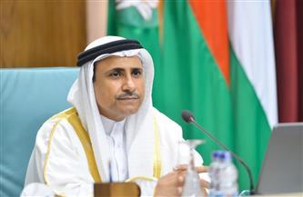 رئيس البرلمان العربي يثمن الدور الريادي للملك حمد بن عيسى في تعزيز العمل الخليجي المشترك
