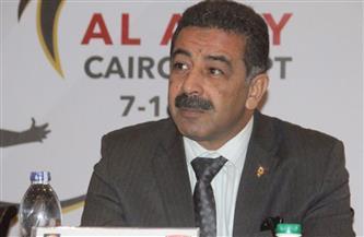 """أبوفريخة: اتحاد السلة نجح في تحدي""""كورونا"""""""